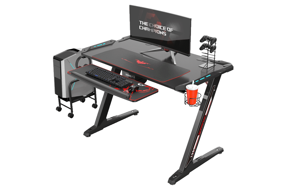 Eureka Z1-S Gaming Desk